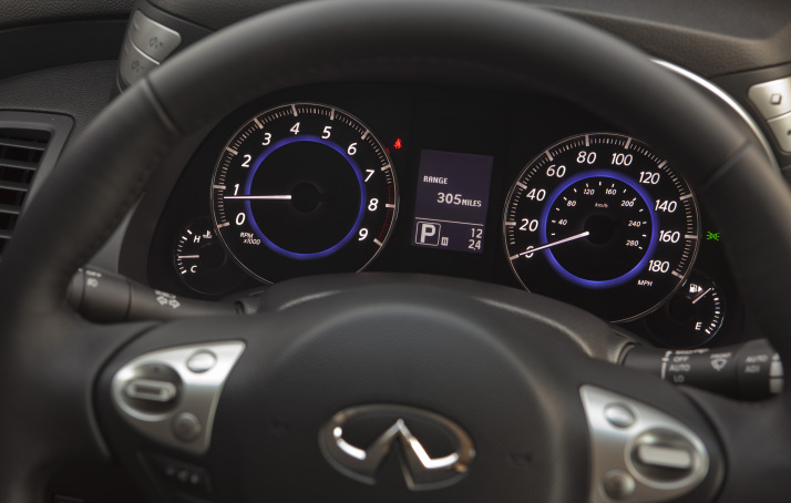 2012 Infiniti FX Prices Revealed for the U.S. (4)