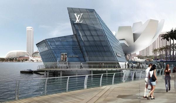 Louis Vuitton's Island Maison in Singapore (3)