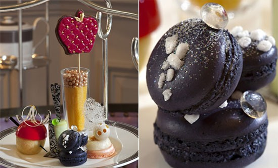 Luxury Afternoon Tea at Langham Hotel in London