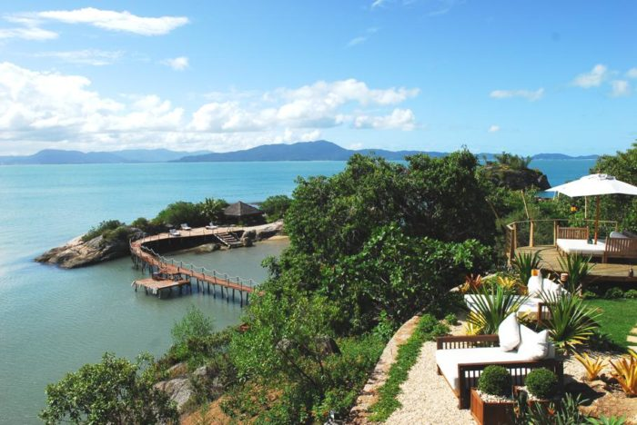 Ponta dos Ganchos Luxury Resort in Brazil (1)