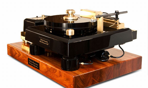 The Amazing Proscenium Black Diamond III Turntable (7)