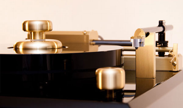 The Amazing Proscenium Black Diamond III Turntable (6)