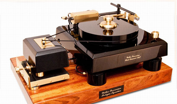 The Amazing Proscenium Black Diamond III Turntable (3)