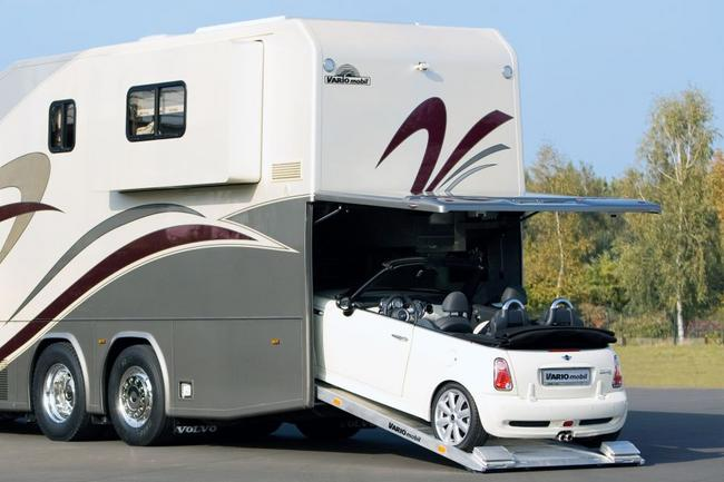 Vario Perfect 1200 Platinum Motor Home with MINI Garage (5)