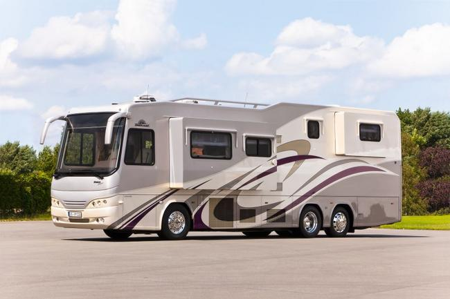 Vario Perfect 1200 Platinum Motor Home with MINI Garage (3)