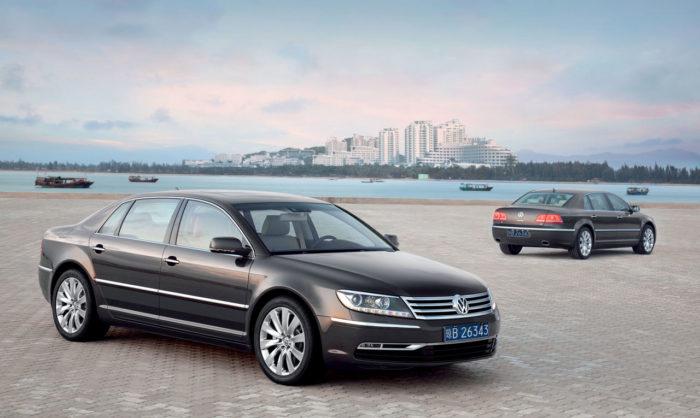 2011 Volkswagen Phaeton Photos (26)