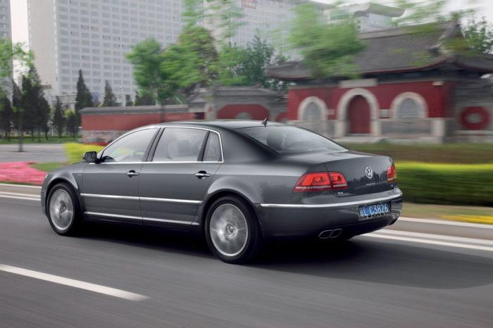 2011 Volkswagen Phaeton Photos (16)