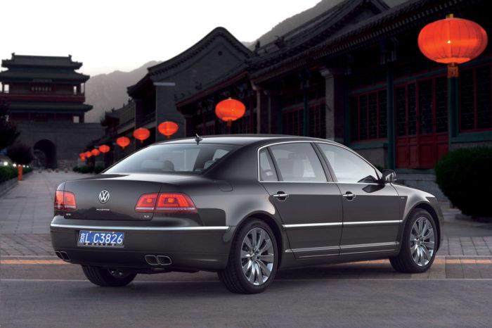 2011 Volkswagen Phaeton Photos (15)