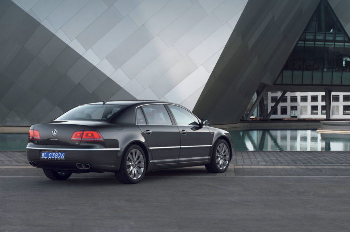 2011 Volkswagen Phaeton Photos (14)