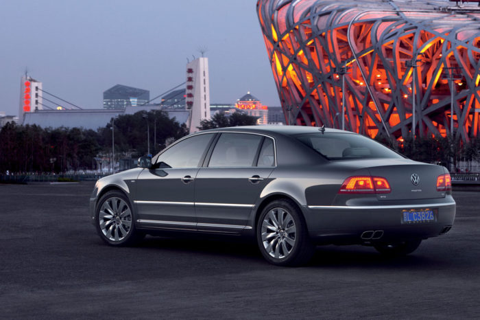 2011 Volkswagen Phaeton Photos (12)
