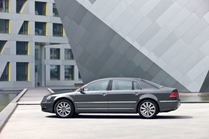 2011 Volkswagen Phaeton Photos (8)