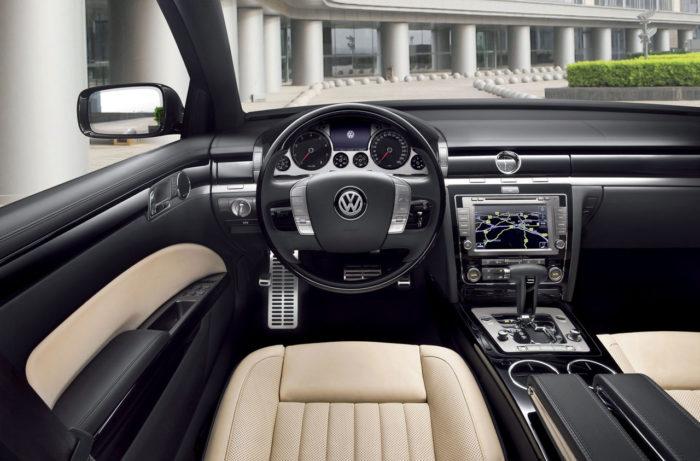 2011 Volkswagen Phaeton Photos (1)