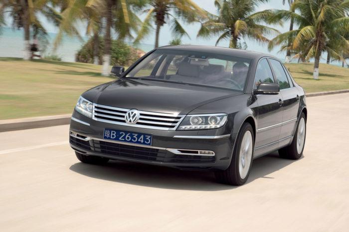 2011 Volkswagen Phaeton Photos (24)