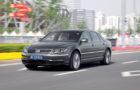 2011 Volkswagen Phaeton Photos (22)