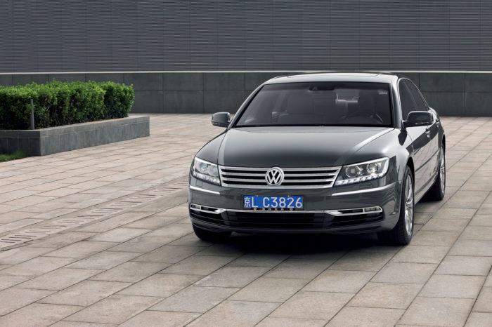 2011 Volkswagen Phaeton Photos (19)