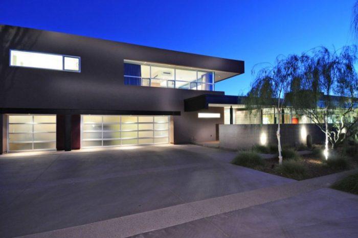 Beautiful Contemporary Residence in Arizona (30)