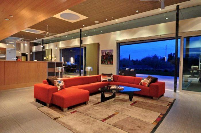 Beautiful Contemporary Residence in Arizona (19)