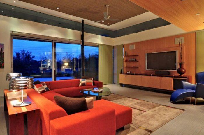 Beautiful Contemporary Residence in Arizona (18)
