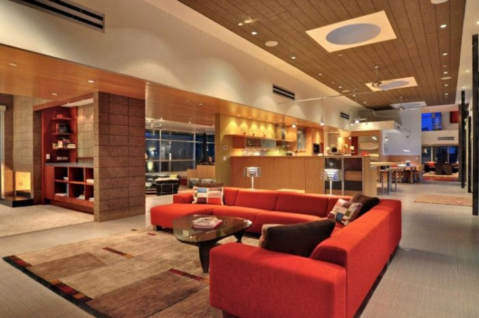 Beautiful Contemporary Residence in Arizona (16)