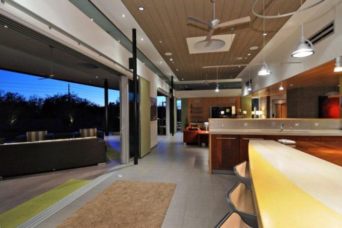 Beautiful Contemporary Residence in Arizona (15)