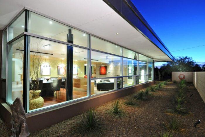 Beautiful Contemporary Residence in Arizona (29)