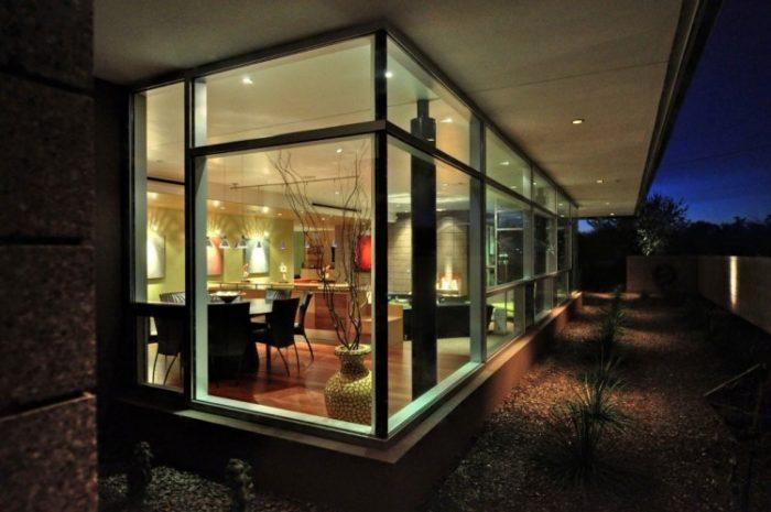 Beautiful Contemporary Residence in Arizona (28)