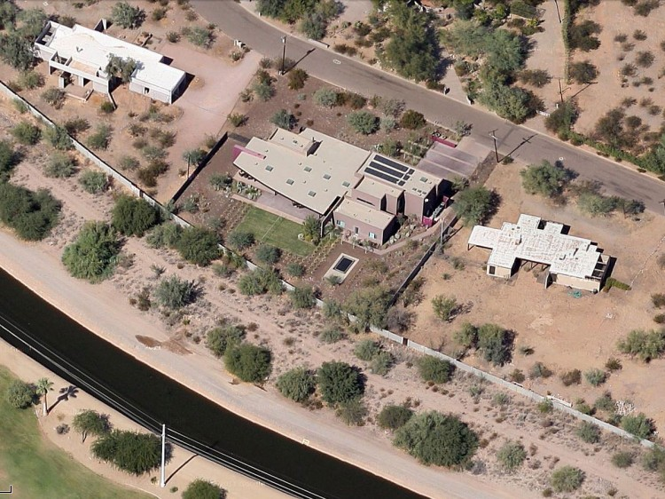 Beautiful Contemporary Residence in Arizona (1)