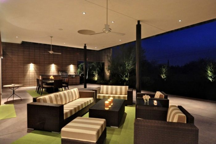 Beautiful Contemporary Residence in Arizona (26)