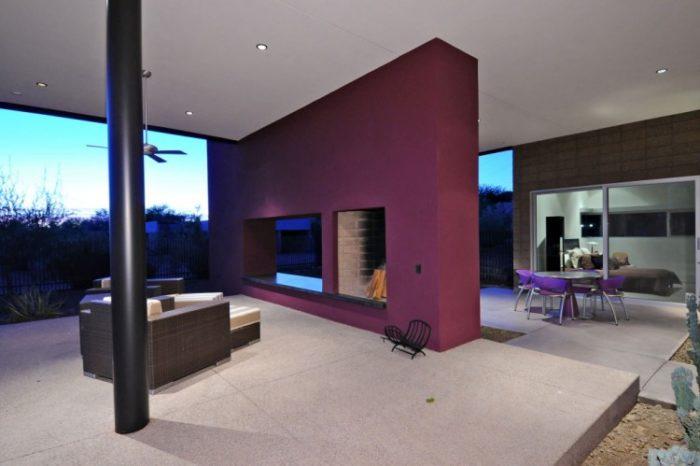 Beautiful Contemporary Residence in Arizona (25)