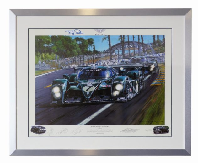 Bentley Collector's Items to Be Sold at Charity Auction (3)