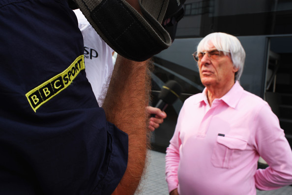 Bernie Ecclestone (10)