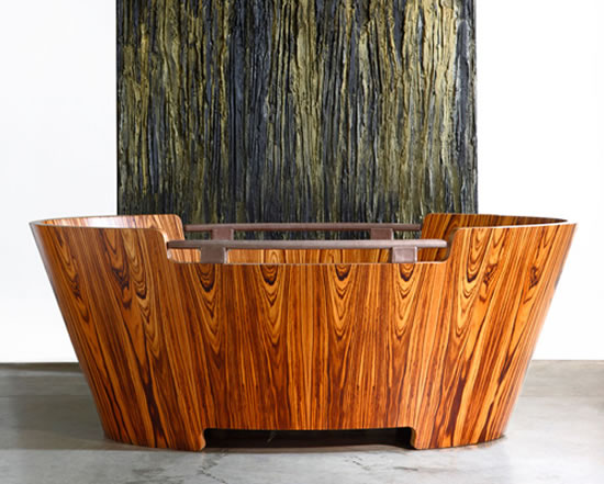 Desiderio Jacuzzi Bathtub for Two from Tempoperdue (2)