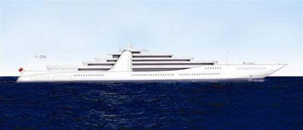 Everest The New Largest Private Yacht in the World