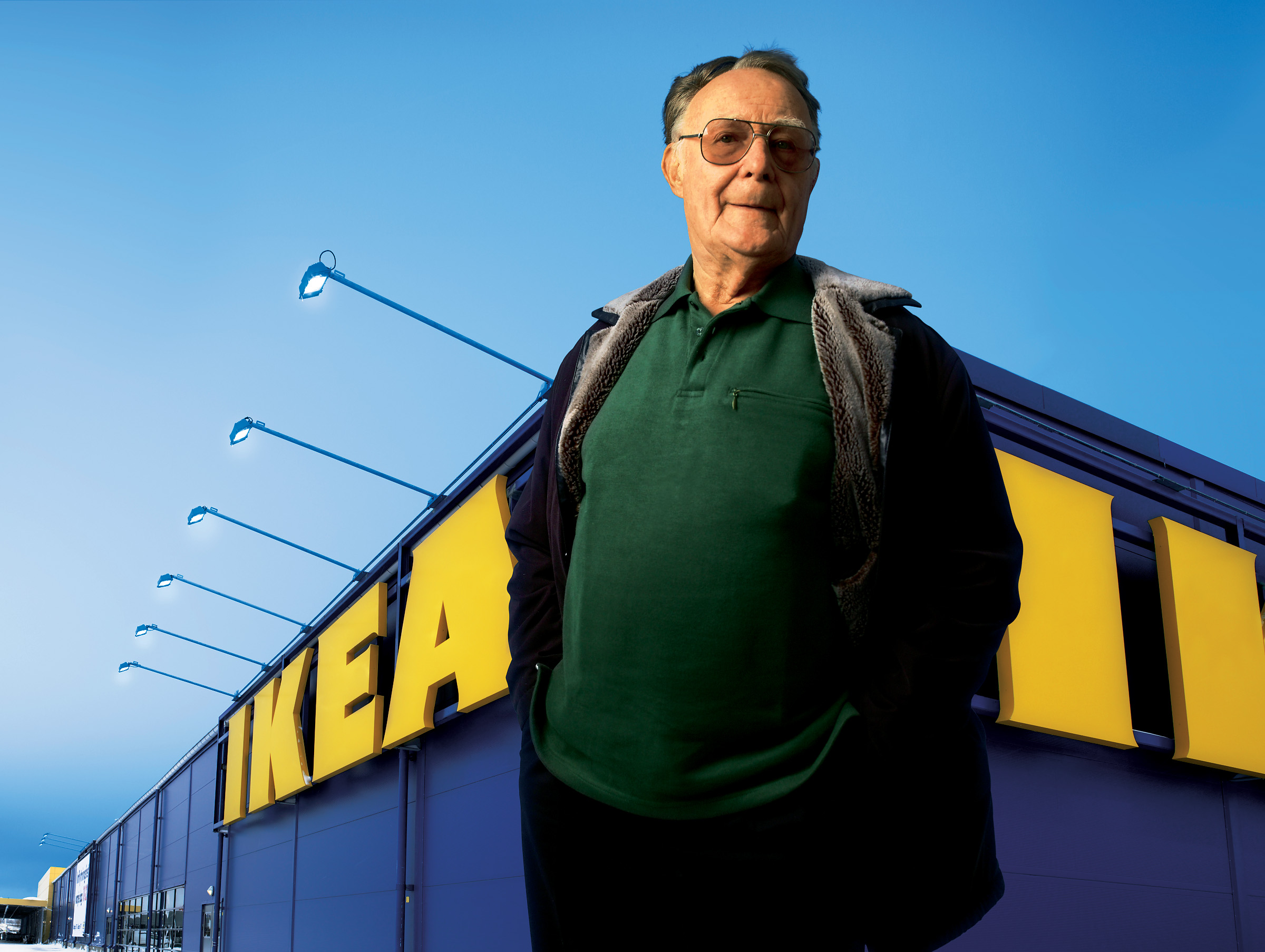 Ingvar Kamprad – The Billionaire Behind IKEA (4)