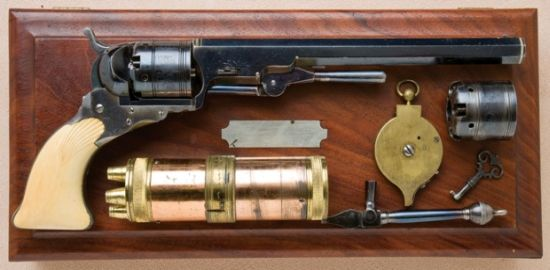 Most Expensive Colt Revolver (1)