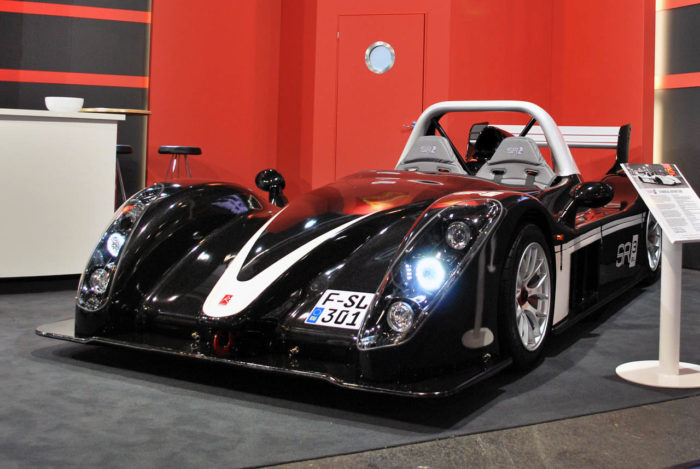Radical's SR3 SL Revealed at Franfurt