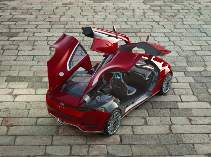 The Amazing Ford Evos Concept (11)