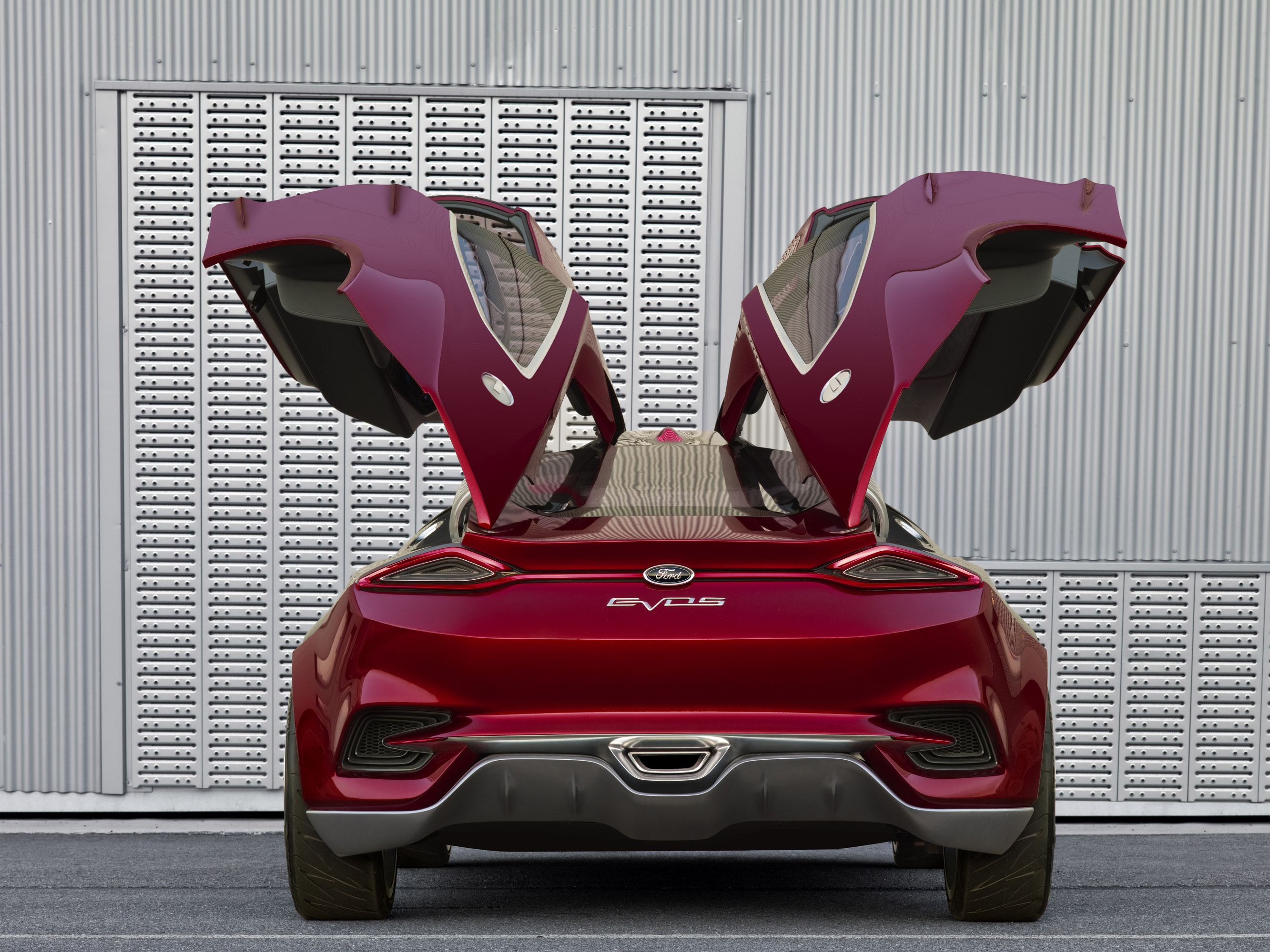 The Amazing Ford Evos Concept (10)