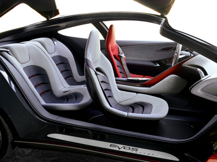 The Amazing Ford Evos Concept (1)