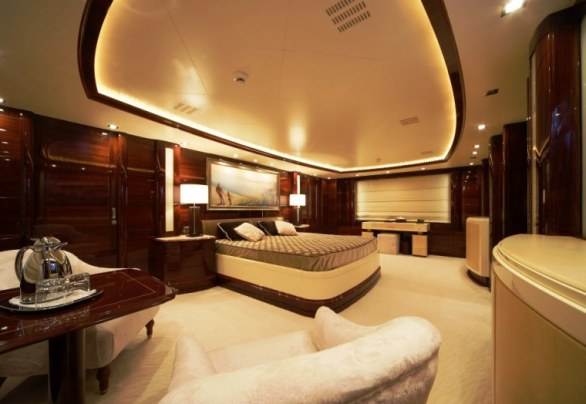 The Luxurious Victory V Superyacht by Lamda N Shipyard (10)
