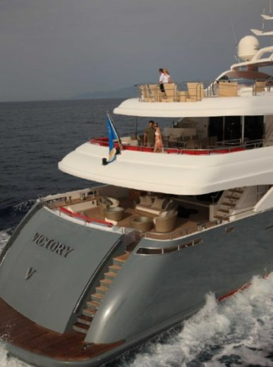 The Luxurious Victory V Superyacht by Lamda N Shipyard (6)