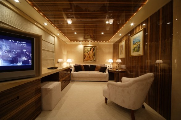 The Luxurious Victory V Superyacht by Lamda N Shipyard (5)