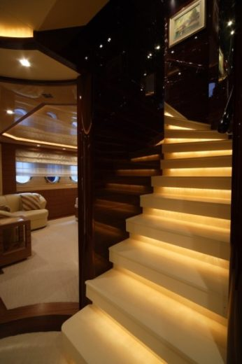 The Luxurious Victory V Superyacht by Lamda N Shipyard (1)