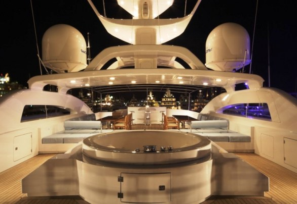The Luxurious Victory V Superyacht by Lamda N Shipyard (16)