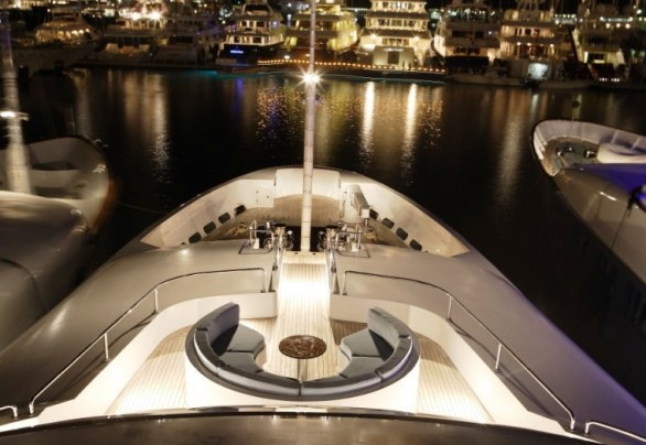 The Luxurious Victory V Superyacht by Lamda N Shipyard (15)
