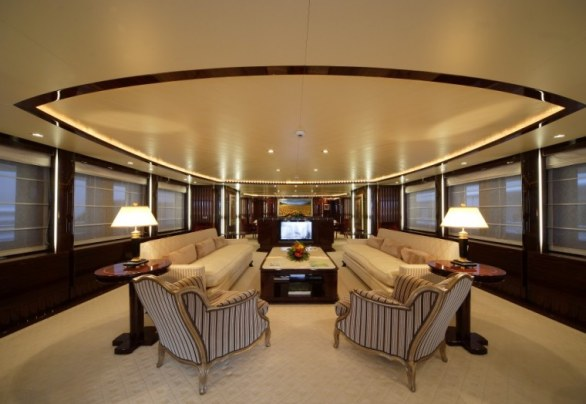 The Luxurious Victory V Superyacht by Lamda N Shipyard (11)