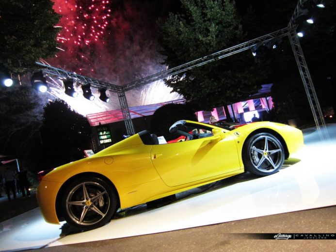 The Superb Ferrari 458 Spider (26)