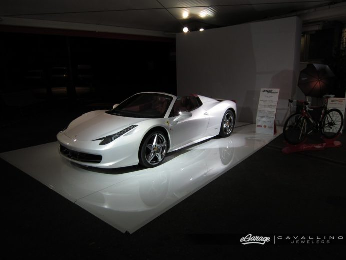The Superb Ferrari 458 Spider (15)
