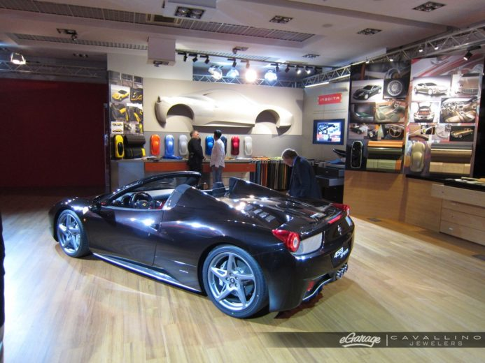 The Superb Ferrari 458 Spider (13)
