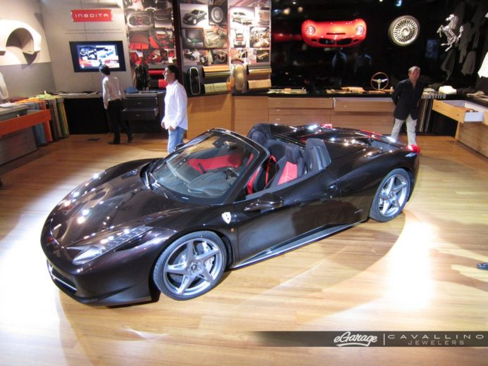 The Superb Ferrari 458 Spider (12)